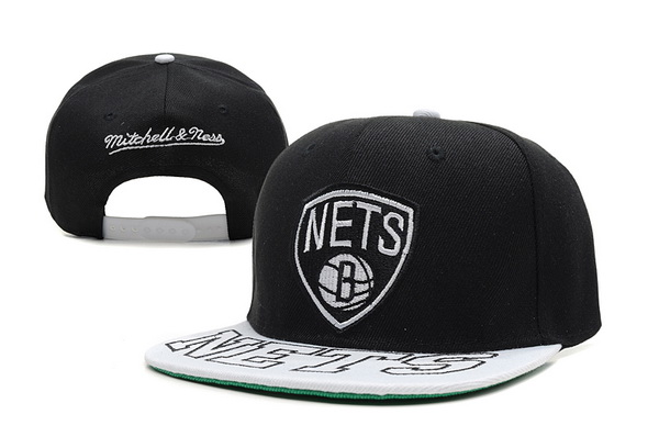 Brooklyn Nets NBA Snapback Hat XDF271